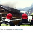 Incendio chalet Svizzera: muore Lorenzo, figlio Onorato Msc7