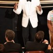 Oscar: Chris Rock vende biscotti figlia scout in platea FOTO3