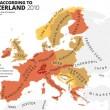 Europa: atlante dei pregiudizi e stereotipi reciproci (FOTO)1