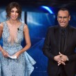 Sanremo, Madalina Ghenea nude look al Festival FOTO