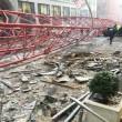 New York, crolla gru a Manhattan: almeno un morto, feriti 02