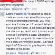 """Laura Pausini, risposta epica a fan allupato: """"Attaccati!""""02"""
