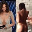 Sanremo 2016, Madalina Ghenea: meglio davanti o dietro? FOTO