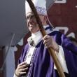"""Papa Francesco a Indios: """"Perdono, abbiamo bisogno di voi"""""""