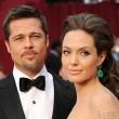 Angelina Jolie-Brad Pitt: uomo entra nella loro casa per...
