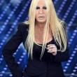 Virginia Raffaele-Donatella Versace: lifting a Sanremo FOTO