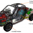 Rasa, auto a idrogeno: un pieno di energia per 600 km 012