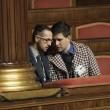 YOUTUBE Senato unioni civili tra baci gay, bimbi comprati...2