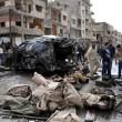 Siria, attentati Isis ad Homs e Damasco: 180 morti02