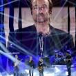 """Sanremo, Lucio Dalla """"canta"""" con gli Stadio9"""
