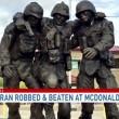 Marine eroe guerra massacrato da gang al McDonald perché... 3