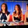 """Cristina Buccino a Domenica Live: """"Reality con mie sorelle"""" 01"""