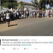 YOUTUBE Costa d'Avorio, VIDEO sparatoria in resort 01