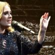 YOUTUBE Adele in concerto insulta terroristi Bruxelles 01