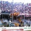 Salerno, Napoli club: striscioni-sterco contro sua apertura (foto Ansa)