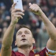 Calciomercato Roma, Leicester in pressing su Francesco Totti (foto ansa)