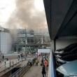 Bruxelles, esplosioni in aeroporto: feriti 02