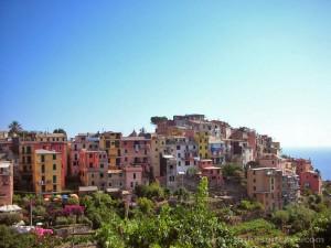 weekend alle Cinque Terre Corniglia