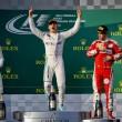 Gp Australia: vince Rosberg, terza la Ferrari di Vettel4
