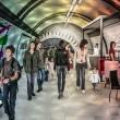 Londra, piste ciclabili i tunnel in disuso del Tube