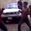 Messico Perde lotta a mani nude, la gang gli spara (3)
