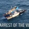 Nave pescava illegalmente: abbattuta con esplosivi3