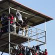 Nigeria-Egitto: 40mila spettatori in stadio da 25mila. FOTO3