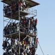 Nigeria-Egitto: 40mila spettatori in stadio da 25mila. FOTO1