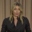 "YOUTUBE Tennis, Sharapova choc: ""Positiva ad antidoping"""