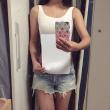 #A4waist, sfida social delle ragazze verso la anoressia FOTO 7
