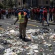 Sciopero netturbini, Johannesburg piena di rifiuti7