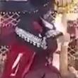 VIDEO Iran, velo islamico aiuto cuoca a fuoco in diretta tv3