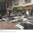 Bruxelles, sala check in distrutta dopo le bombe2