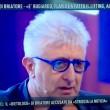 Alberico Lemme a Domenica Live: polemiche sulla sua dieta