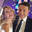 Barbara D'Urso mistica visione: Renzi, sei più bravo di me
