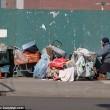 Barbona ha troppa spazzatura polizia di New York butta tutto08