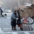 Barbona ha troppa spazzatura polizia di New York butta tutto09