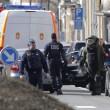 Bruxelles: colpito e preso in fuga. Che c'è nello zaino? 2
