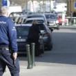 Bruxelles: spari in strada, scatta blitz. Terrorista ucciso5