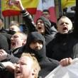 Bruxelles: scontri neonazisti-polizia nonostante stop marcia01