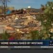 Casa demolita per...errore di Google Maps VIDEO 4