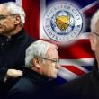 Leicester, Ranieri nella foto Ansa