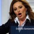 """Daniela Santanchè: """"Boldrini tenga il c... al calduccio e.."""""""