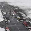 YOUTUBE Russia: aereo da Dubai cade a Rostov, 62 morti16