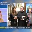 Barbara D'Urso, sua sorella Fabiana e Madonna di Giampilieri03