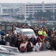 Bruxelles, aeroporto: passeggeri sotto choc dopo bombe4