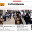 Bruxelles, aeroporto: passeggeri sotto choc dopo bombe22