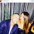 Francesca Cecati-Jeremy Menez, foto della nuova coppia