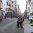 Istanbul, esplosione in viale Istiklal. Almeno due morti3