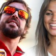Fernando Alonso - Lara Alvarez, storia finita causa privacy 4